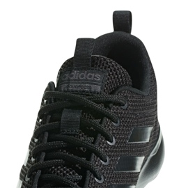 Collective There of  Adidas Lite Racer Cln M F34574 shoes black - ButyModne.pl