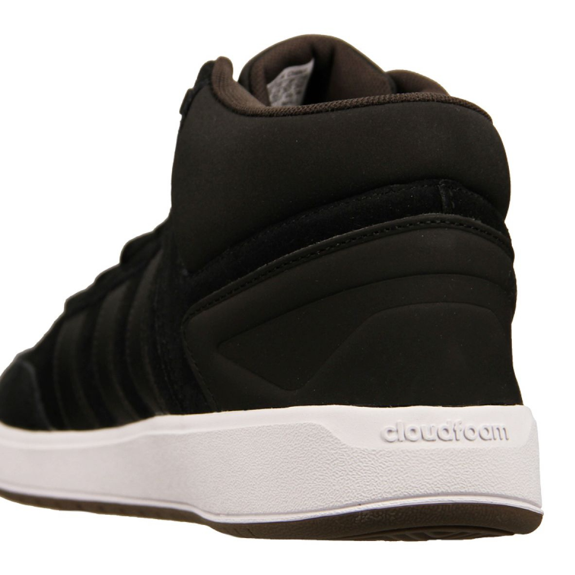 Adidas Cloudfoam All Court Mid M B43858 shoes black