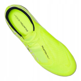 Indoor shoes Nike Zoom Phantom Vnm Pro Ic M BQ7496-717 yellow yellow 2