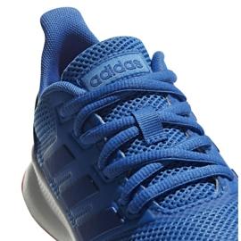 Adidas Falcon Jr F36540 shoes blue 3