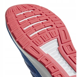 Adidas Falcon Jr F36540 shoes blue 5