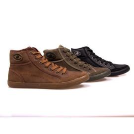 High Sneakers 201 Black 4