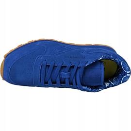 Reebok Classic Leather Tdc Jr BD5052 shoes blue 2