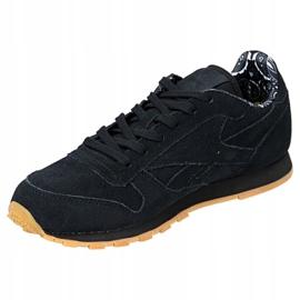 Reebok Classic Leather Tdc Jr BD5049 shoes black 1