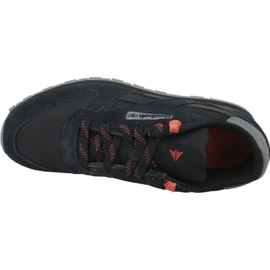 Reebok Classic Leather Jr CN4705 shoes black 2