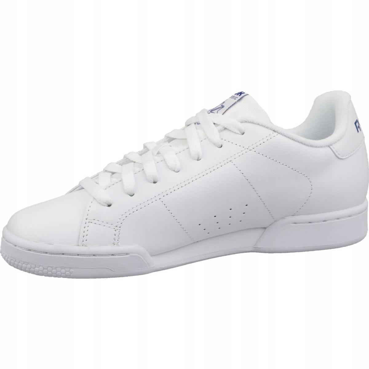 duża zniżka zniżki z fabryki sprzedaż uk White Reebok Npc Ii M 1354 shoes