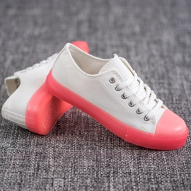 Marquiz Trainers white 3