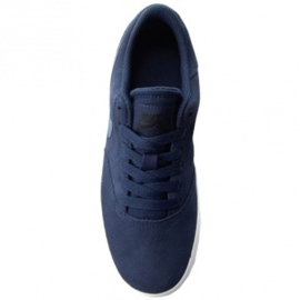 Nike Sb Check Suede Jr AR0132-400 shoes navy 1