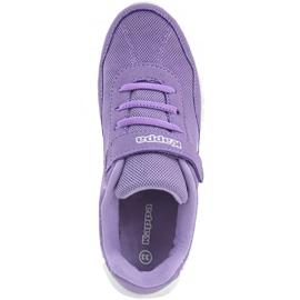 Kappa Follow Jr 260604K 2310 shoes violet 1