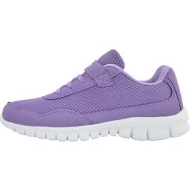 Kappa Follow Jr 260604K 2310 shoes violet 3