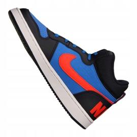 Nike Court Borough Mid Jr 839977-403 shoes blue multicolored 1