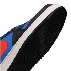 Nike Court Borough Mid Jr 839977-403 shoes blue multicolored 5