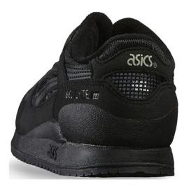 Asics Gel Lyte Iii Ps Jr C5A5N-9099 shoes black 1