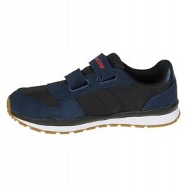 Skechers Throwbax Jr 97360-NVBK shoes navy 1