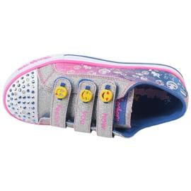 Skechers Step Up Jr 10704L-BLNP shoes multicolored 2