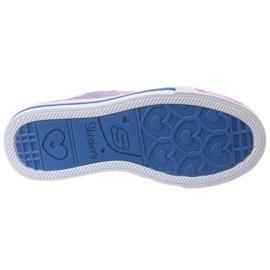 Skechers Step Up Jr 10704L-BLNP shoes multicolored 3