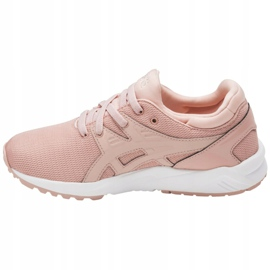 Asics Gel-Kayano Trainer Evo Ps Jr C7A1N-1717 shoes pink 1