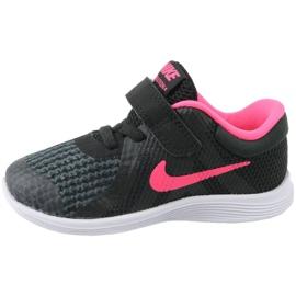Nike Revolution 4 Tdv Jr 943308-004 shoes black 1