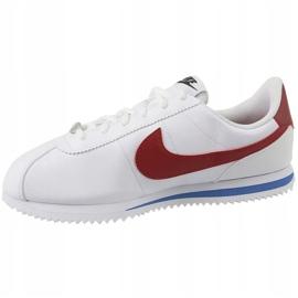 Nike Cortez Basic Sl Gs Jr 904764-103 shoes white 1