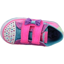 Skechers Shuffles Jr 10834N-NPMT shoes multicolored 2