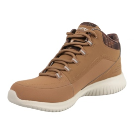 Skechers Ultra Flex Jr 12918-CSNT shoes brown 1