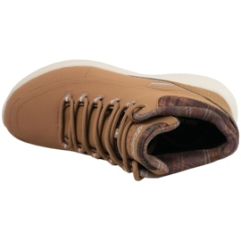 Skechers Ultra Flex Jr 12918-CSNT shoes brown 2