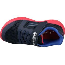 Skechers Go Run 600 Jr 97860L-NVRD shoes navy 2