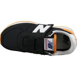 New Balance Jr PV220BKO shoes black 2
