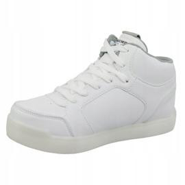 Skechers Energy Lights Jr 90622L-WHT shoes white 1