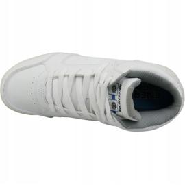 Skechers Energy Lights Jr 90622L-WHT shoes white 2