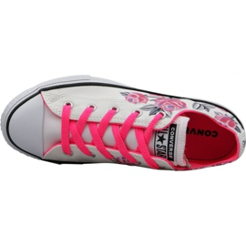 Converse C. Taylor All Star Jr 663624C shoes white 2
