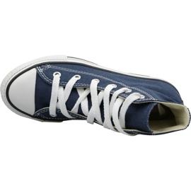 Converse C. Taylor All Star Youth Hi Jr 3J233 shoes navy 2