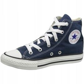 Converse C. Taylor All Star Youth Hi Jr 3J233C shoes navy 1