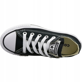 Converse C. Taylor All Star Youth Ox Jr 3J235C shoes black 2