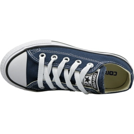Converse C. Taylor All Star Youth Ox Jr 3J237C shoes navy 2