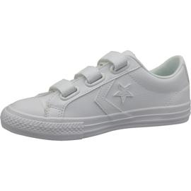 Converse Star Player Ev Ox Jr 651830C shoes white 1