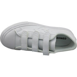 Converse Star Player Ev Ox Jr 651830C shoes white 2