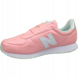 New Balance Jr PV220M1 shoes pink 1
