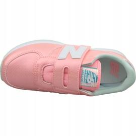 New Balance Jr PV220M1 shoes pink 2
