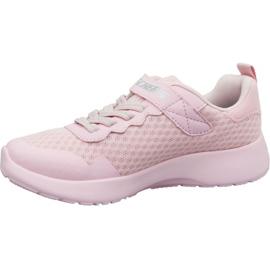 Skechers Dynamight Jr 81303L-PNK shoes pink 1