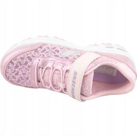 Skechers D'Lites Jr 664086L-LTPK shoes pink 2