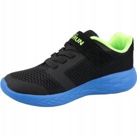 Skechers Go Run 600 Jr 97860L-BBLM shoes black 1