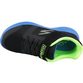 Skechers Go Run 600 Jr 97860L-BBLM shoes black 2