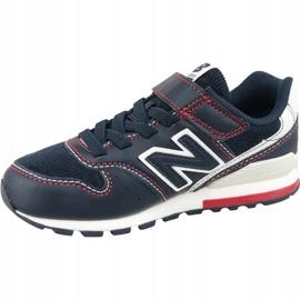 New Balance Jr YV996BB shoes black 1
