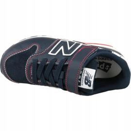 New Balance Jr YV996BB shoes black 2