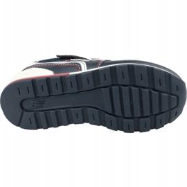 New Balance Jr YV996BB shoes black 3