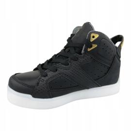 Skechers E-Pro Street Quest Lights Jr 90615L-BLK shoes black 1