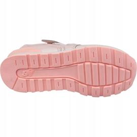 New Balance Jr YV996GB shoes pink 3