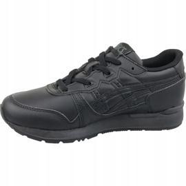 Asics Gel-Lyte Jr 1194A015-001 shoes black 1