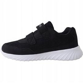 Kappa Cracker Ii Jr 260647K 1110 shoes black 2
